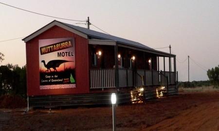 Muttaburra Motel