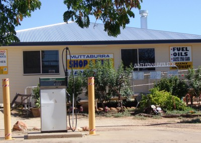 Muttaburra Shop