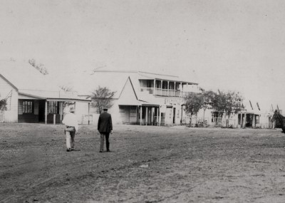 Street Scene 1900's