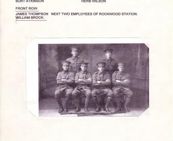 World War I - Group