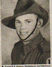 Robert Burns Dickson