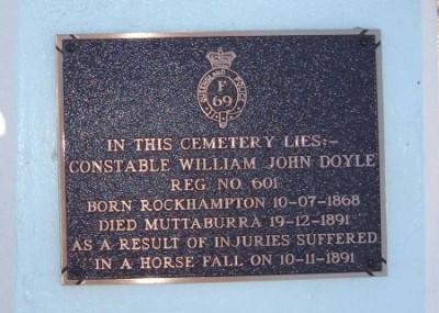 Policeman Memorial