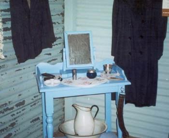 Original furniture of the cottage