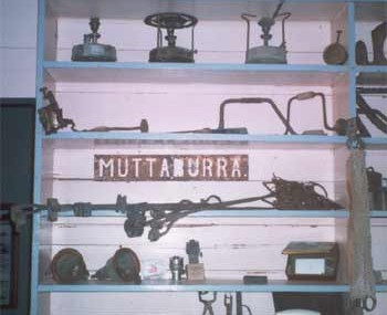 Displayed goods