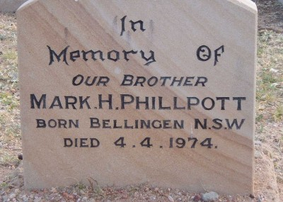 Mark Phillpott  - 02/04/1974