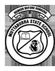 muttaburra state school logo