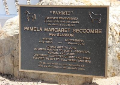 Pam Seccombe 1
