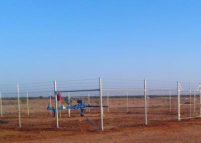 New bore at Muttaburra Centre of Qld