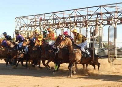 Muttaburra Races