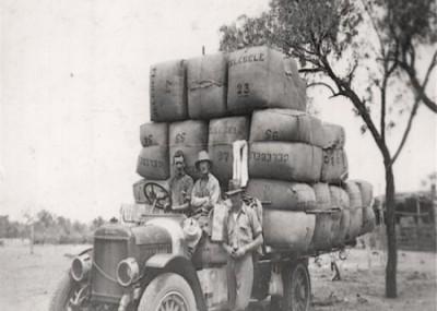 Old Wool Tuck