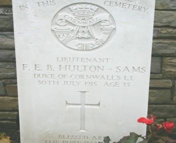 Hulton-Sams Memorial