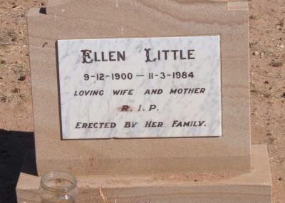 Ellen Little 09/12/1900 - 11/03/1984