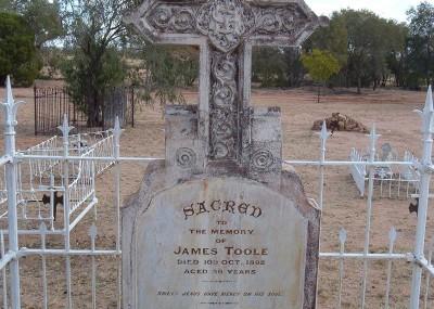 James Toole  - 10/10/1892