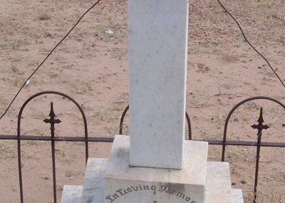 Grace Hinson 25/10/1884 - 18/10/1912