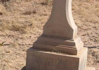 Thomas Lewis 07/04/1880 - 31/10/1883