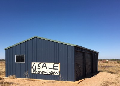 Shed for sale June 2018