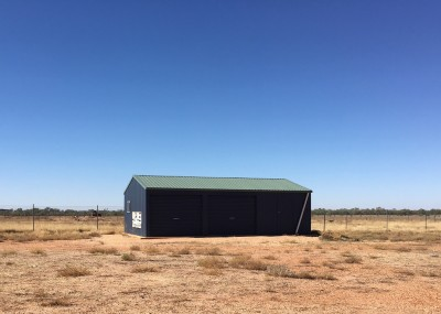 Shed on block Cornish St for sale June 2018