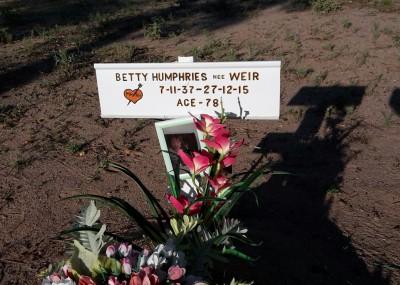 Betty Humphries