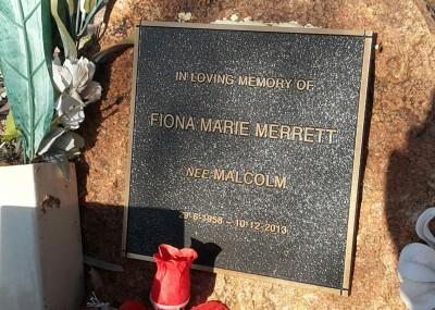 Fiona Merrett